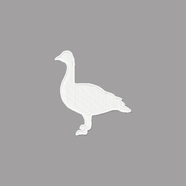 Goose and Gander Sweatshirt Moondust Grey Sleeve Goose-Goose-&-Gander-Downings