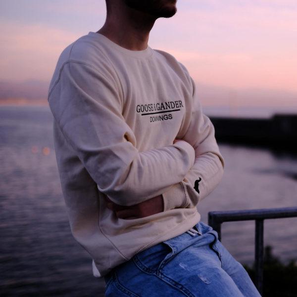 Sweatshirt Nude Promo-Goose-&-Gander-Downings